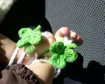 Baby-Barefoot Sandles