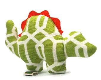 Cat Toy // Catnip Cat Toy // Dinosaur // Organic Catnip Cat Toy