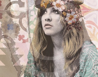 Stevie Nicks, Stevie Nicks Print, Stevie Nicks Art Print, Stevie Nicks Wall Art, Stevie Nicks Prints, Stevie Nicks Artwork, Fleetwood Mac