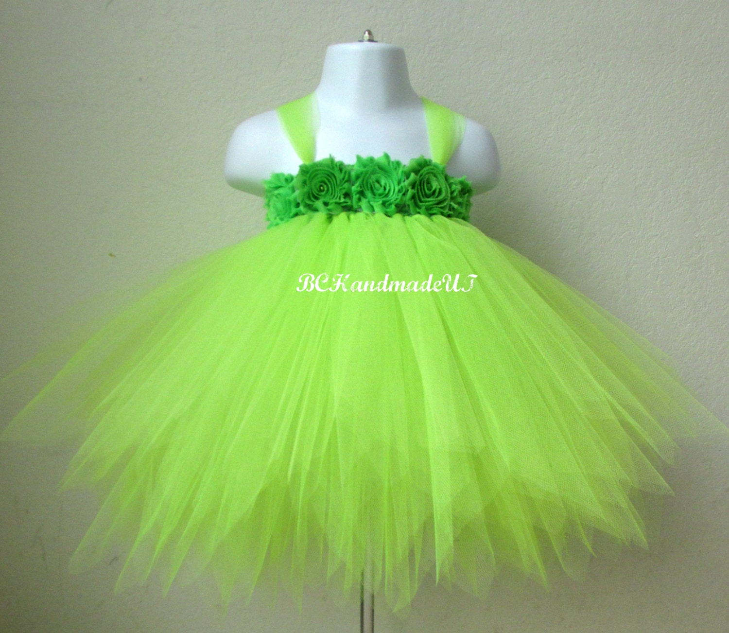 Magnificent Tinkerbell Gown Costume Gift - Wedding and flowers ...