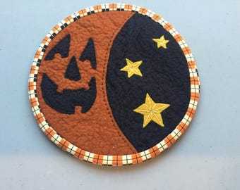 Halloween Table Mat