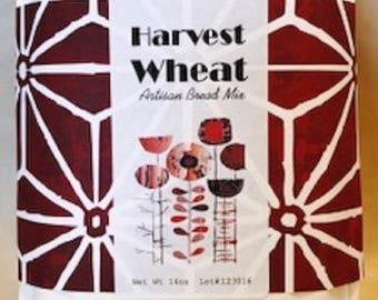 Harvest Wheat Artisan Bread Mix