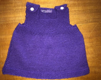 Pinafore for baby girl ,