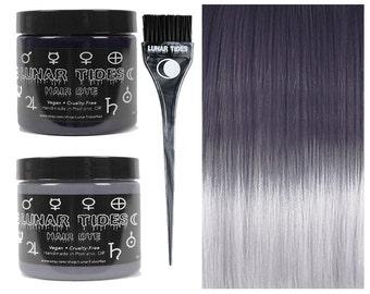 DIY Ombre Grey Hair Dye KIt