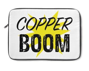 Copper Boom Gilmore Girls Laptop Sleeve