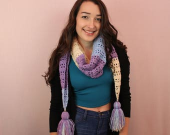 Cool Triangle Scarf