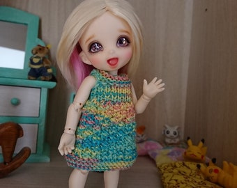 Pukifee / Lati Yellow dress