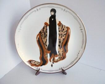 Erte Mystic Plate