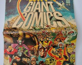 Wham-O Giant Comics Vol. 1, 1967