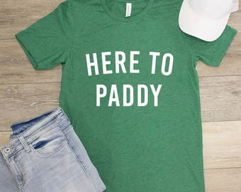 St. Patrick's Day Graphic Tee.