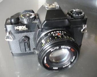 Vintage Sears KSX Super (Ricoh KR-10) 35mm film camera