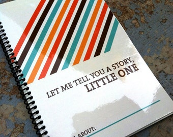 Let Me Tell You a Story book ...  A Grandparent's Journal