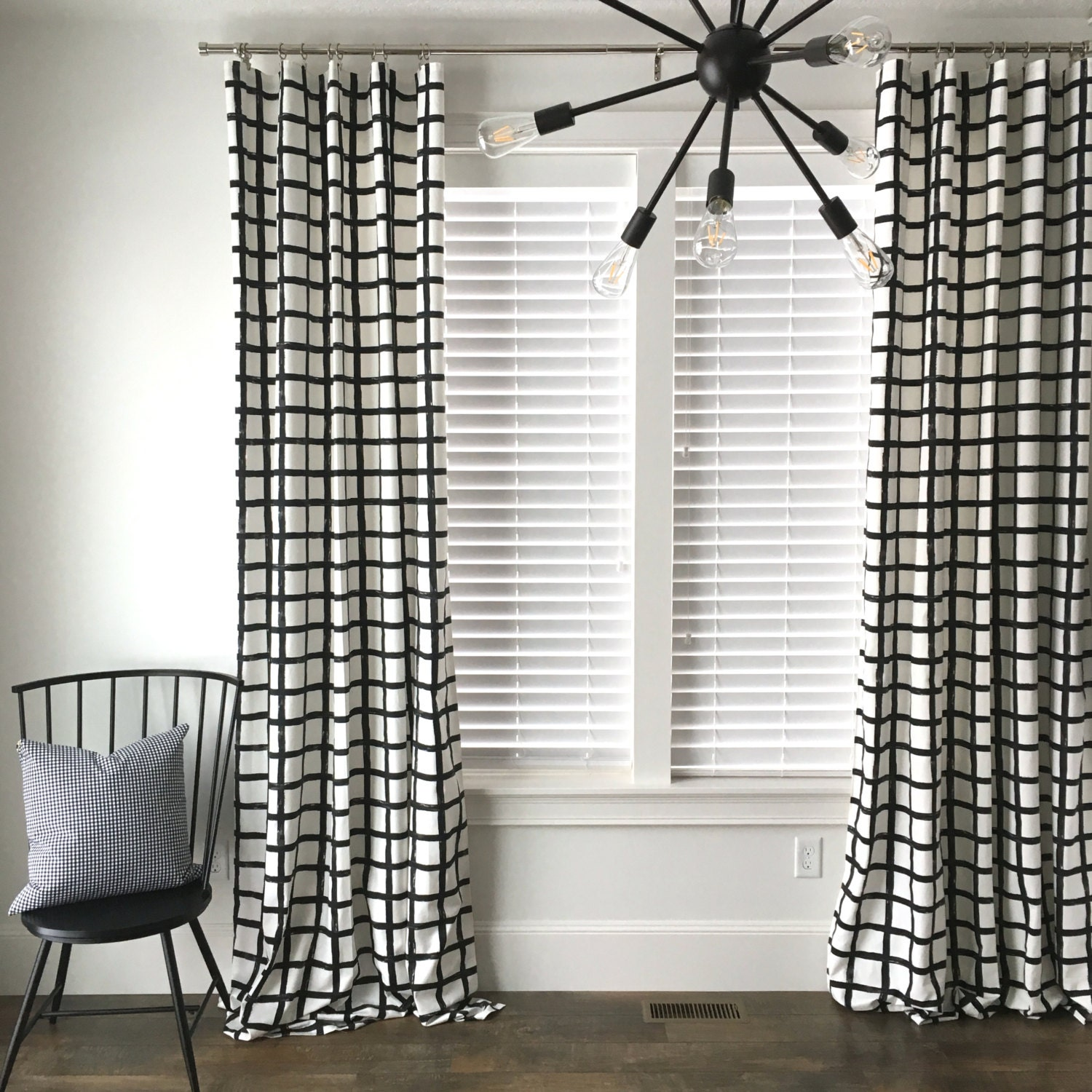 window treatments with curtains interiors and den decorating curtain drama modern panache