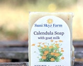 Calendula Soap with Goat ...