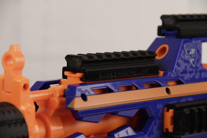 Image is loading NEW-NERF-N-Strike-Elite-Rapidstrike-CS-18-