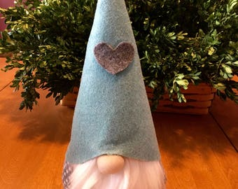 blue and gray nordic gnome