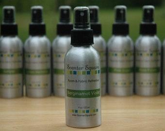 Bergamot & Violet Room Spray