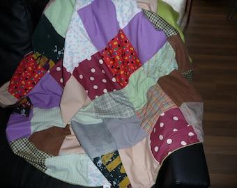 Patchwork blanket bedspread Piknikdecke