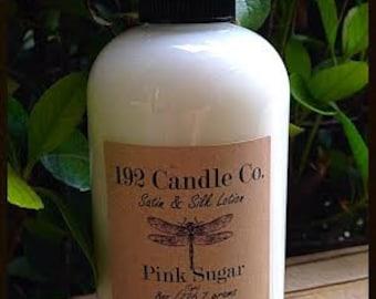 Pink Sugar (Type)  Satin & Silk Body Lotion