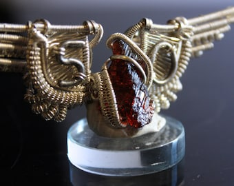50th Anniversary Grateful Dead Wings - #32/50 - Etched Garnet