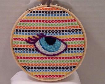Eye'll Say!