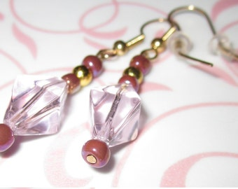 Luminosity Pink Diamond Drops