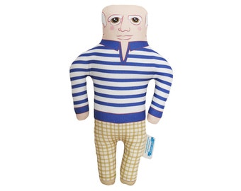 Pablo Picasso Doll - LIMITED EDITION
