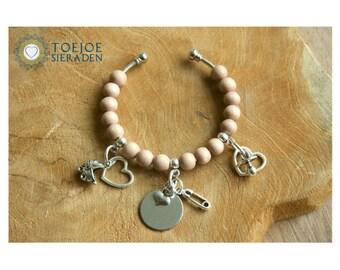 Mother Bracelet with Naambedel