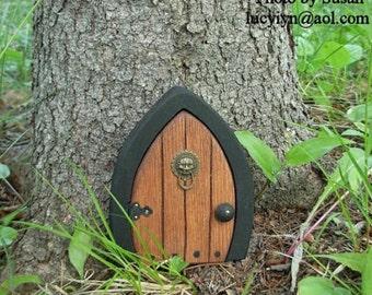 Gnome doors, Fairy Doors, Faerie Doors, Elf Doors, 5 inch.