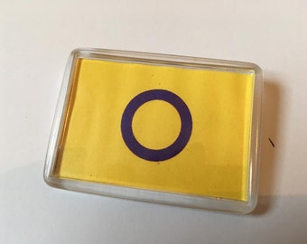 Intersex Pin Badge