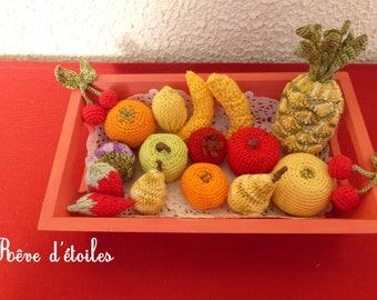 Caisette wooden fruit crochet (2)