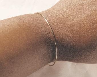 Barely There Chain Cuff, gold cuff bracelet, minimalist bracelet