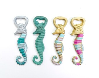 Seahorse Bottle Opener/ Cast Iron / Nautical / Ocean / Sea Gypsy California /anthropologie/ beach/ urban outfitters/wholesale available