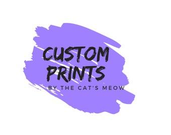 Custom Prints