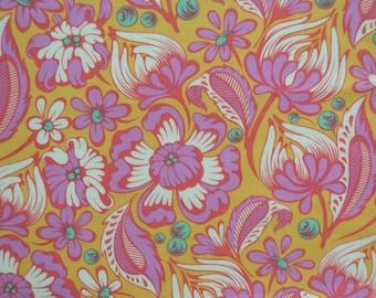 Chipper by Tula Pink Free Spirit -Wild Vines - 1/2 yard