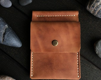 Money clip Money clip wallet Leather wallet Personalized wallet