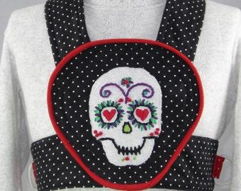 Sugar Skull Toddler Walking Harness