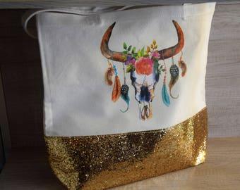 Beautiful Native Inspired Tote Bag