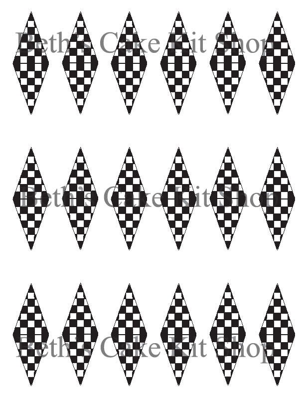 printable racing checkered flag finish line download cupcake, Powerpoint templates