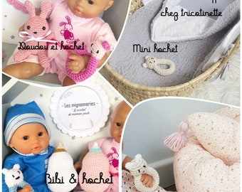 Miniatures & cuteness for infants