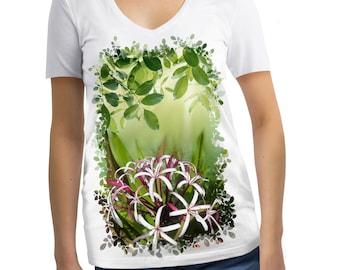 Revel4Ever!™ Women's Short Sleeve Candace Crinums T-Shirt