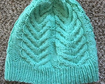 Ammil Cable Knit Hat