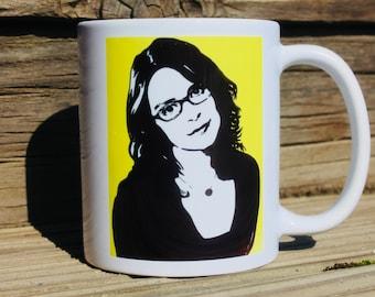 "Liz Lemon ""30 Rock"" mug"