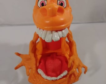 Vintage Columbia Studios Ghostbuster Squisher Ghost Figure Toy Complete