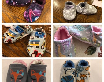 Bear assorted baby slipper shoes