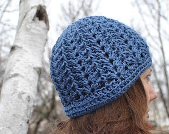 Textured Shells Hat