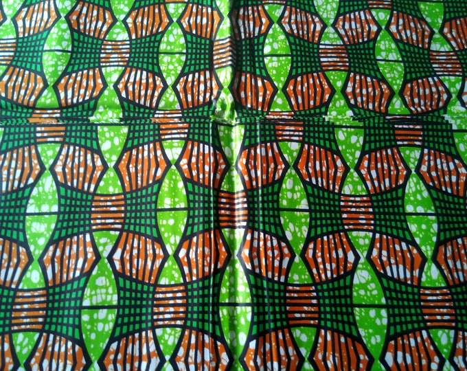African Ankara Print  Fabrics For Craft Making Dresses Shirts Ties /Sewing Fabric /Kitenge Pagnes Chitenge/ Cotton Fabrics/Lapa Sold By Yard