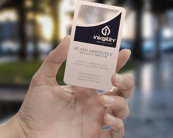 Business Cards ((MBC-389) Template)