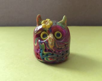 Hippie Hoot the Owl, Dust Collector