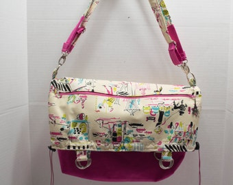 Combination backpack-Tote